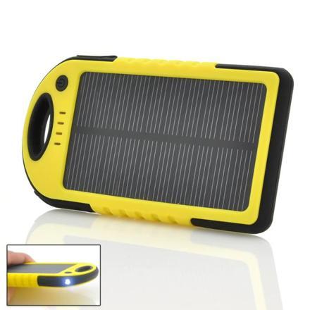 recharge solaire portable