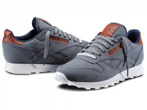 reebok leather classic homme