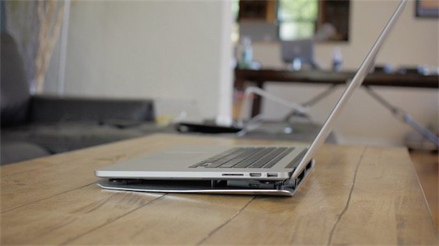 refroidisseur macbook pro