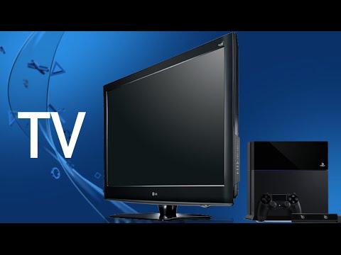 regarder la tv sur ps4