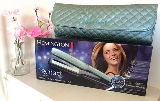 remington lisseur protect
