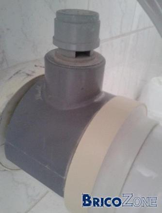 remontées odeurs salle de bain