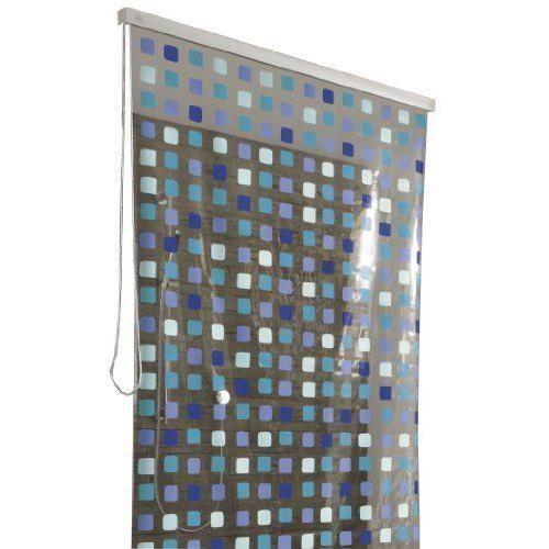 rideau de douche a enrouleur