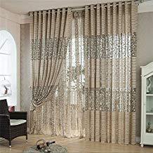rideaux de salon moderne
