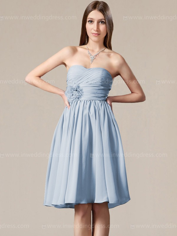 robe courte demoiselle d honneur