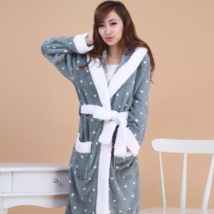robe de chambre femme chaude