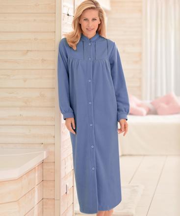 robe de chambre femme longue