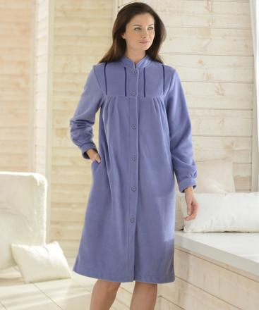 robe de chambre grande taille pas cher