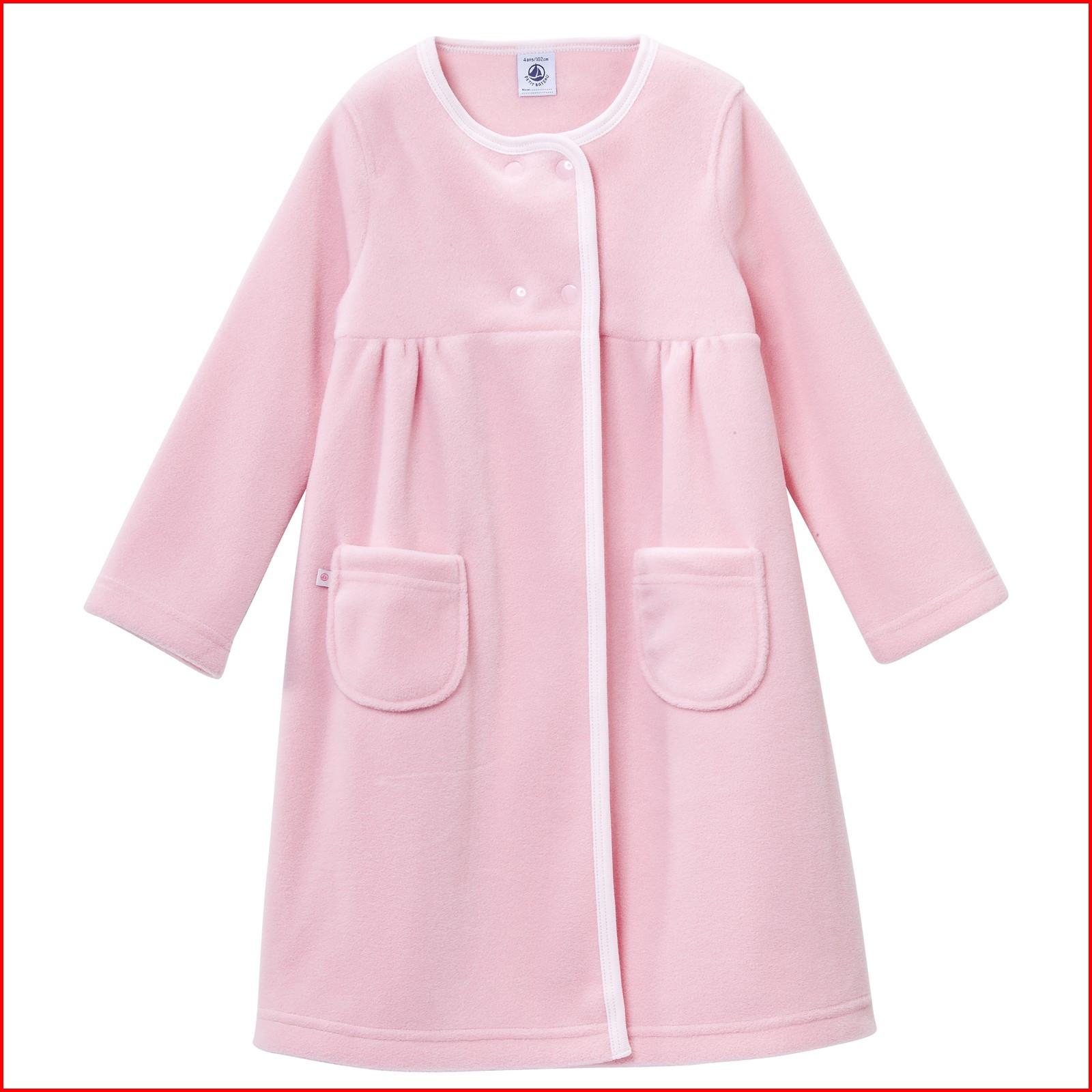 robe de chambre polaire fille 10 ans