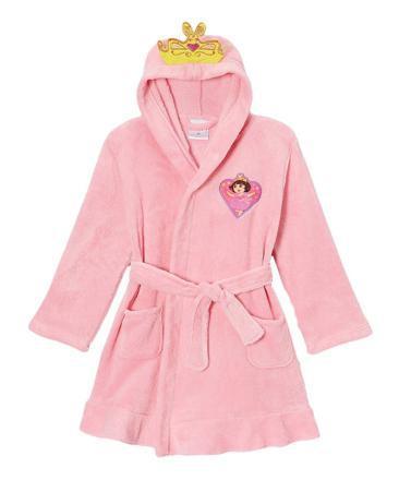 robe de chambre pour petite fille