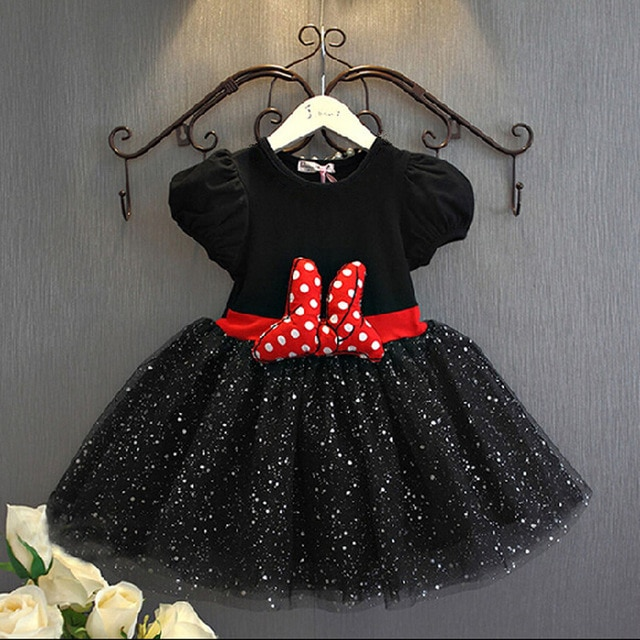 robe minnie bébé fille