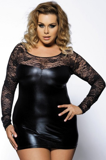 robes sexy grande taille