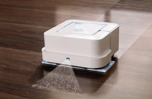 robot aspirateur et laveur de sol