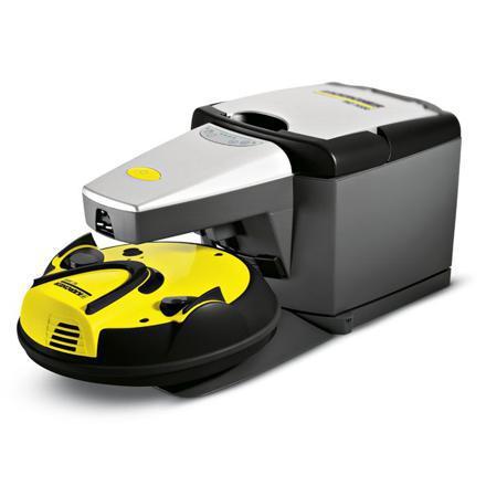 robot aspirateur laveur vapeur