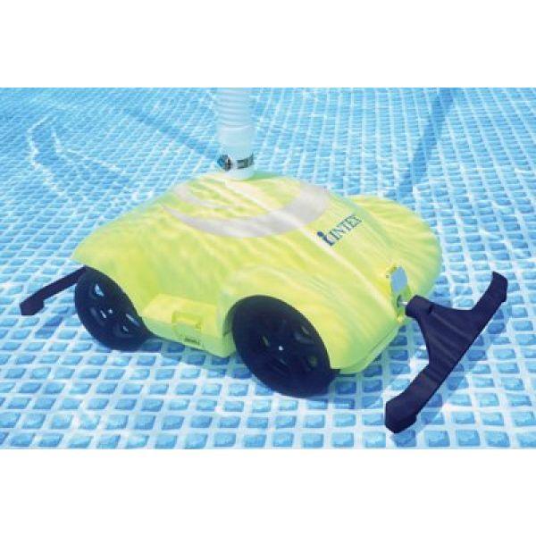 robot aspirateur piscine hors sol intex