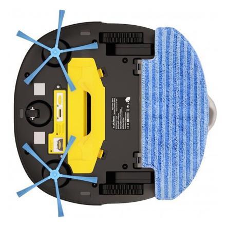robot aspirateur serpillère