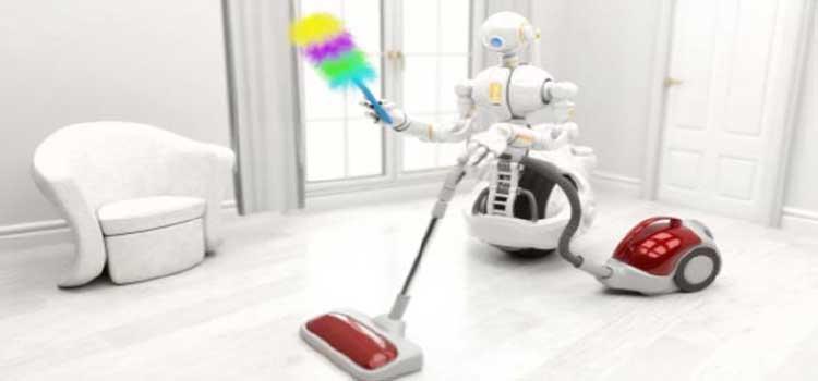 robot de menage