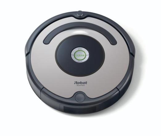 robot irobot roomba