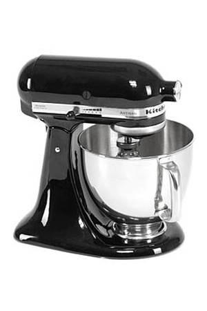 robot kitchenaid artisan noir