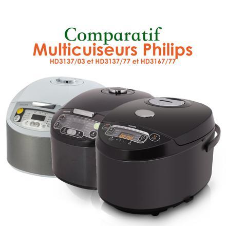 robot multicuiseur philips