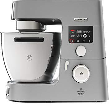 robot multifonction kenwood cooking chef