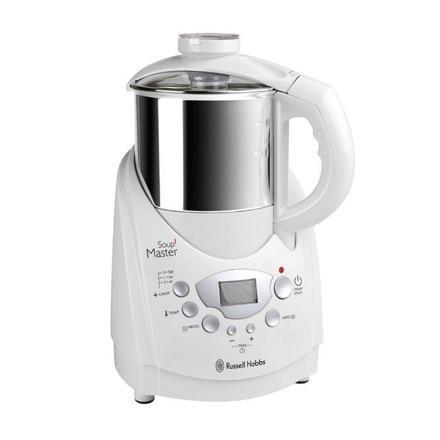 robot pour faire la soupe