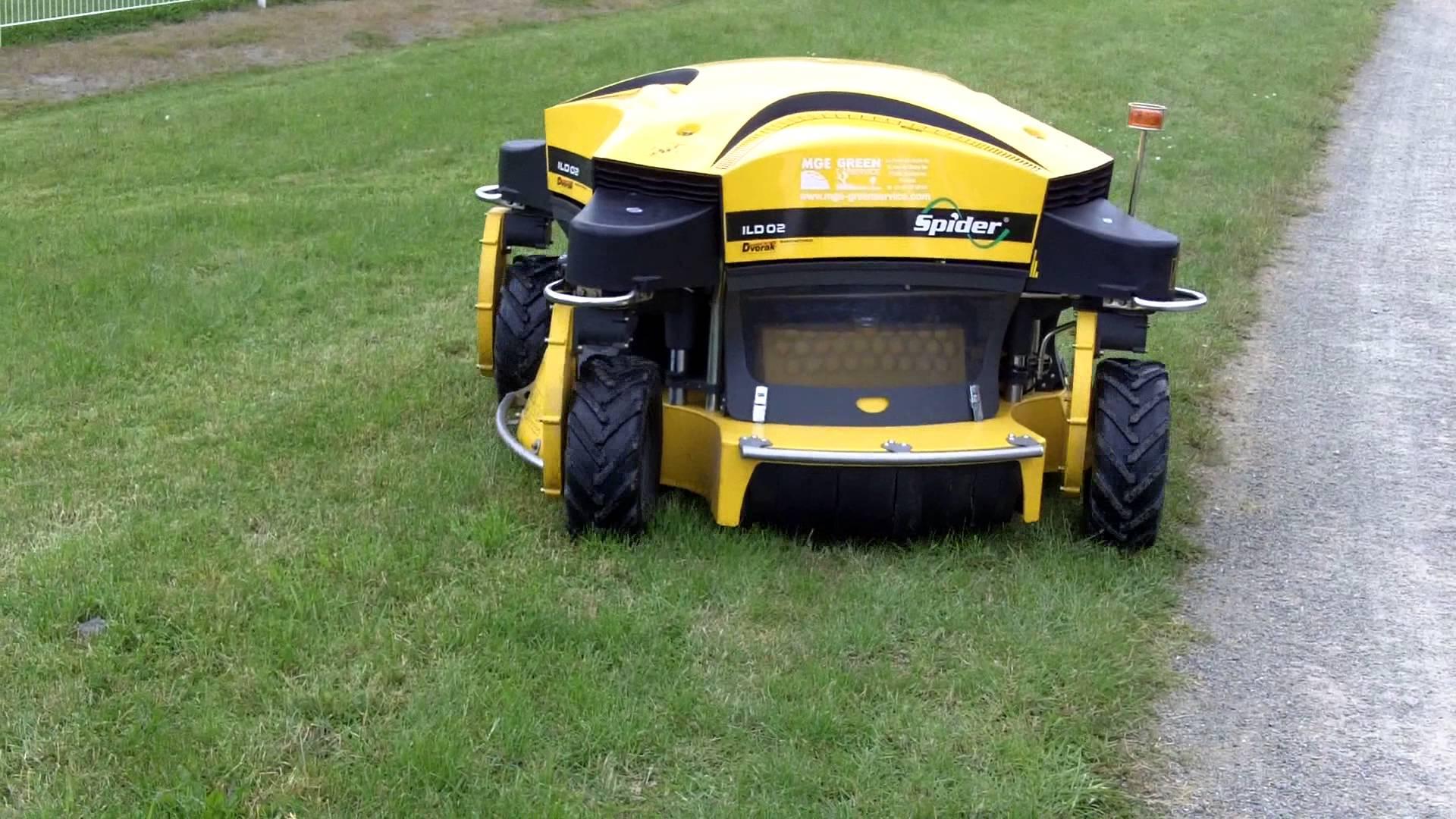 robot tondeuse professionnel