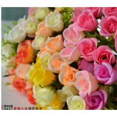 roses artificielles pas cher