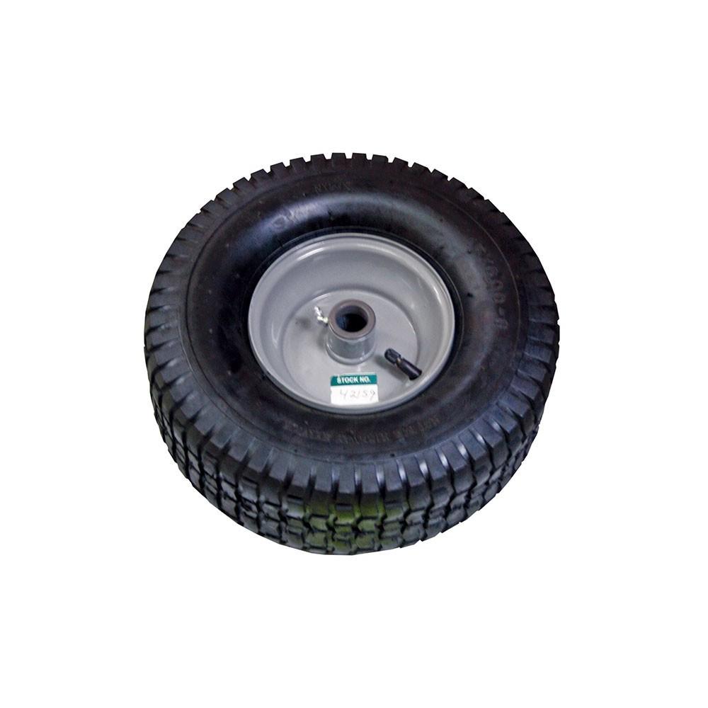 roue pour tracteur tondeuse