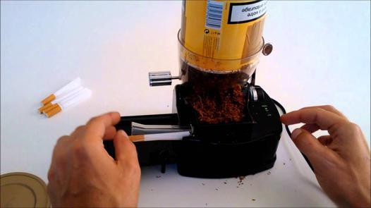rouleuse electrique tabac