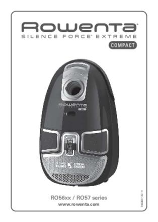 rowenta silence force extreme