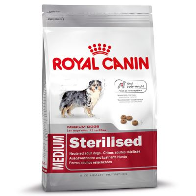 royal canin chien sterilised