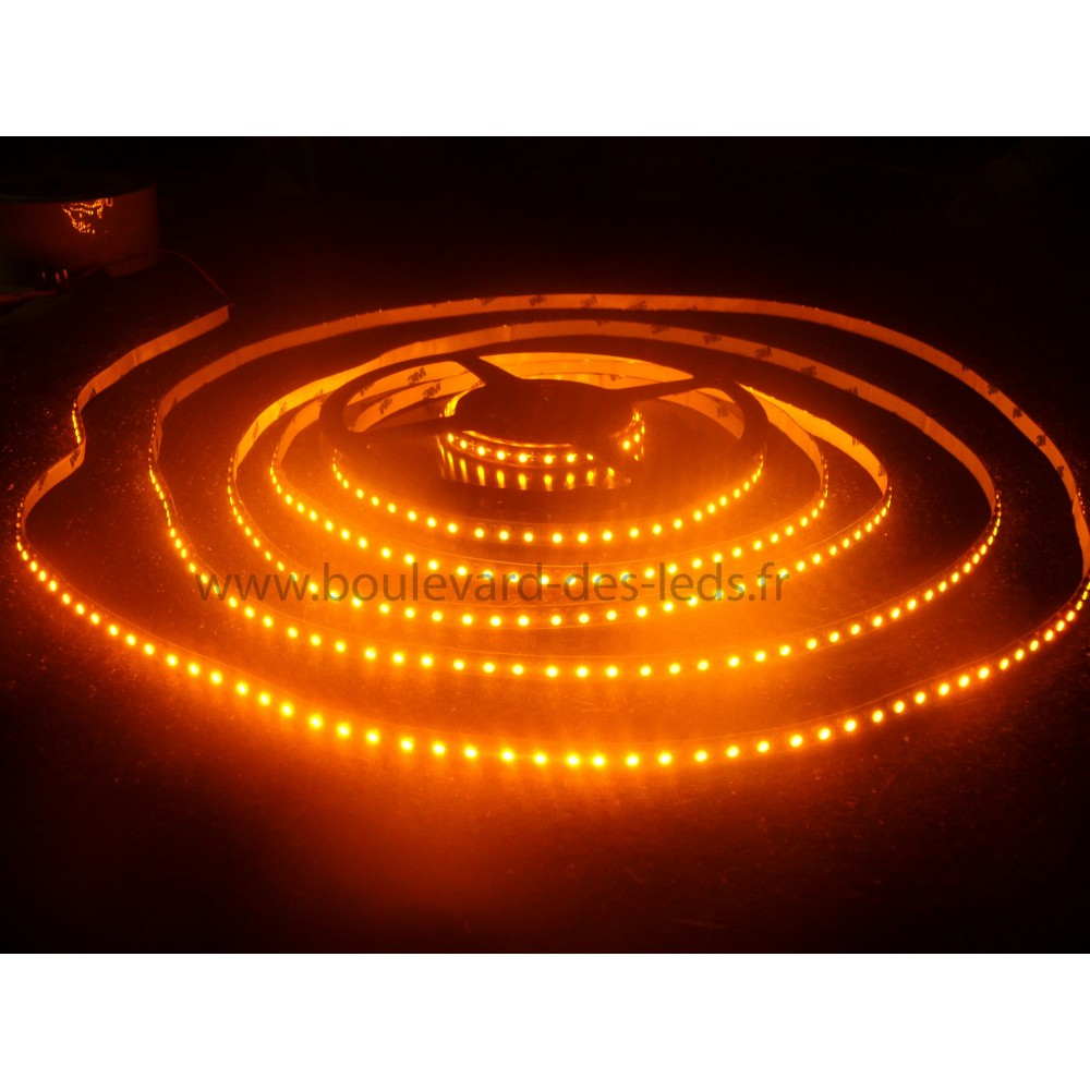 ruban led orange