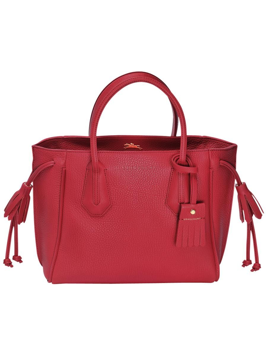 sac a main longchamp rouge