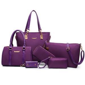 sac a main violet