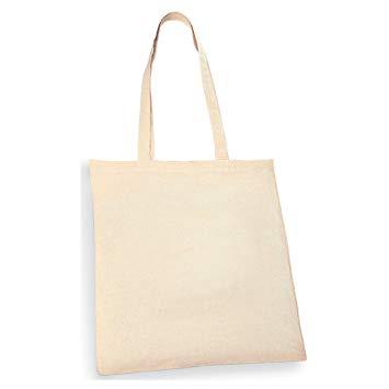 sac coton amazon