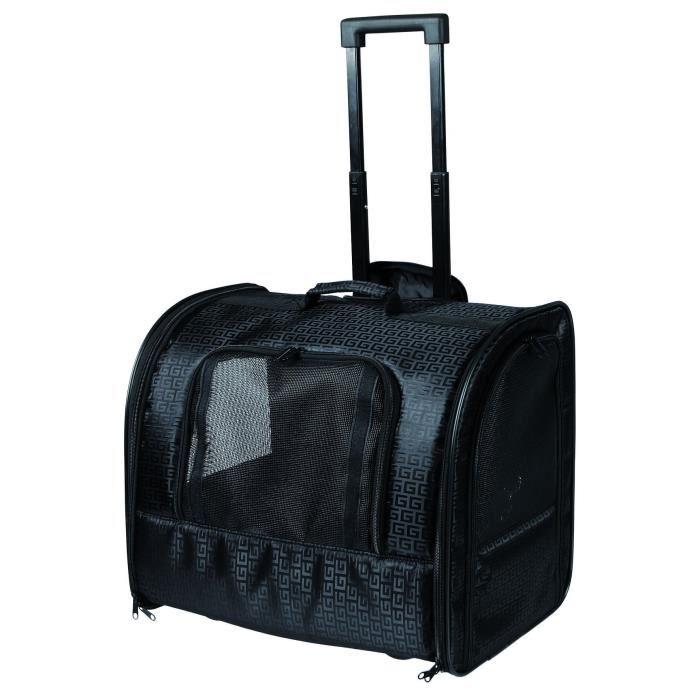 sac de transport pour chien a roulettes pas cher