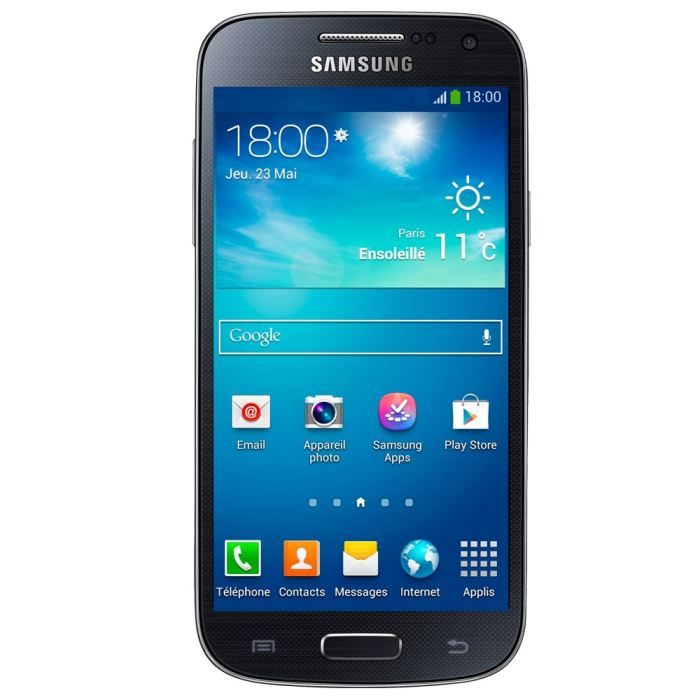 samsung android pas cher