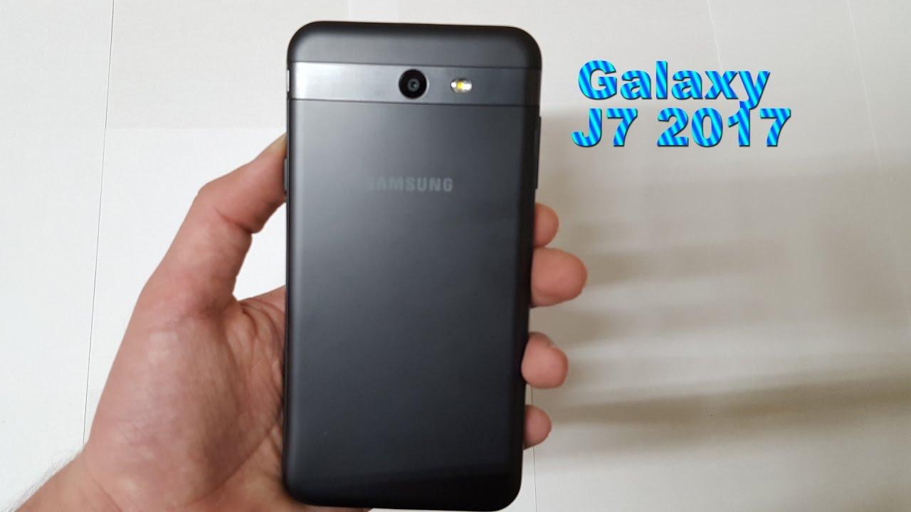 samsung galaxy j7 2017 test