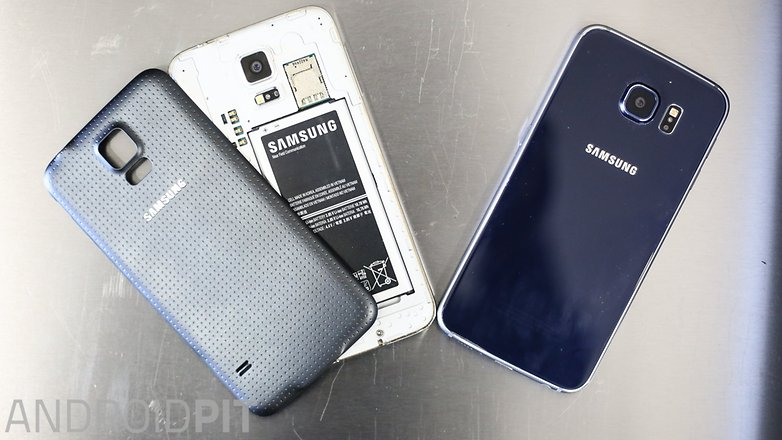 samsung galaxy s5 batterie amovible