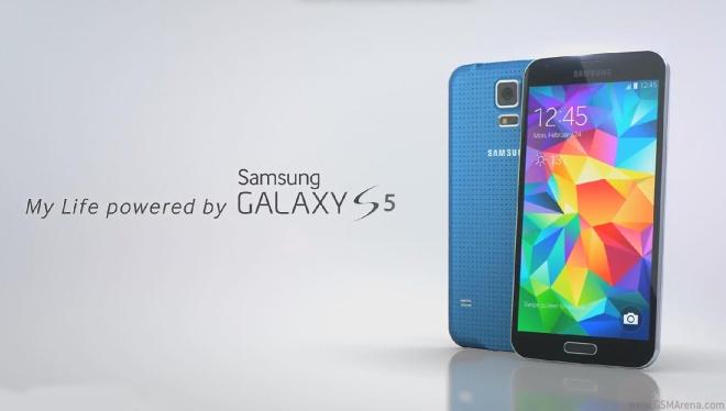 samsung galaxy s5 promo