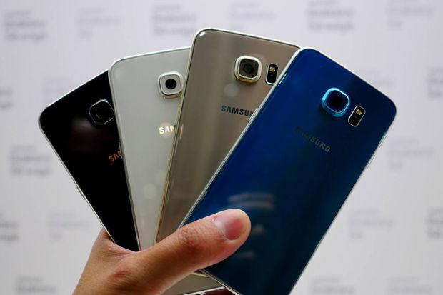 samsung galaxy s6 couleur