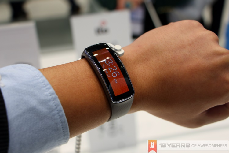 samsung gear fit compatibility