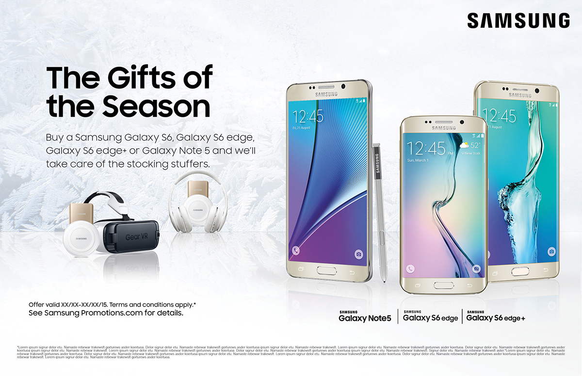 samsung promotions