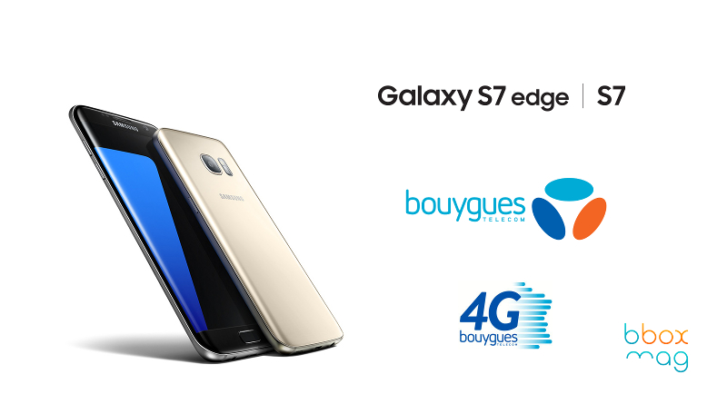 samsung s7 bouygues
