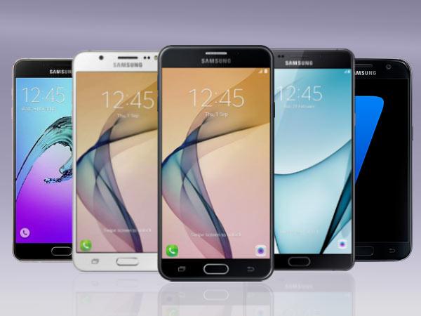 samsung smartphone 2017