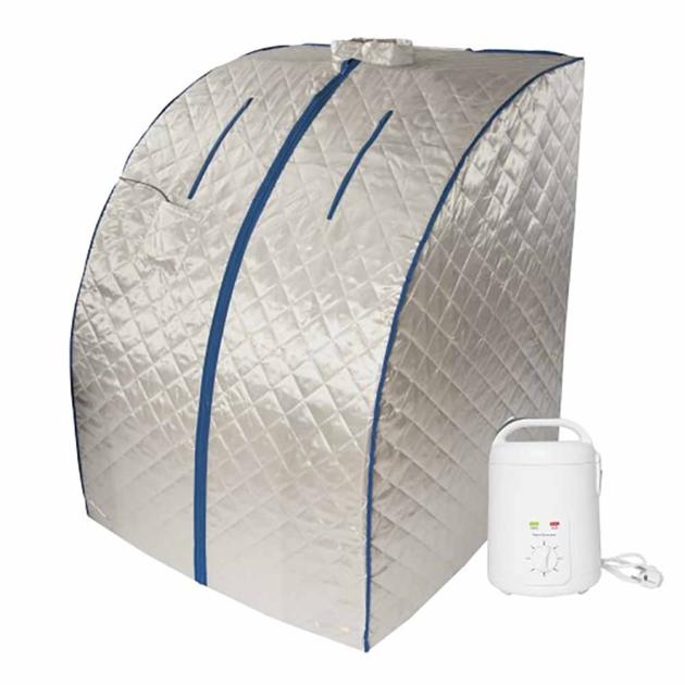 sauna vapeur portable
