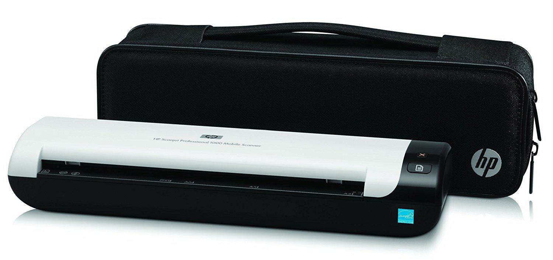 scanner portable hp