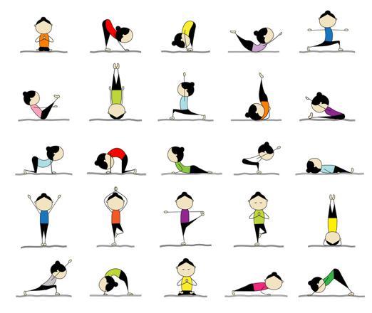 seance yoga enfant