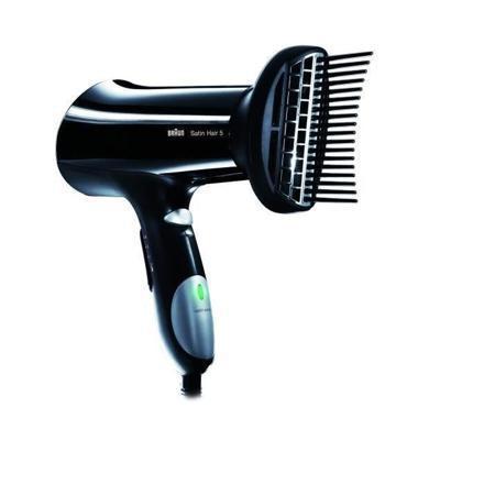 seche cheveux peigne intégré